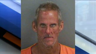 Deputies arrest strange dancing naked man at McDonald's in Naples