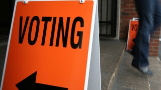 In-person absentee voting begins in Kentucky