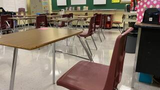 Harrison County Middle classroom.jpg