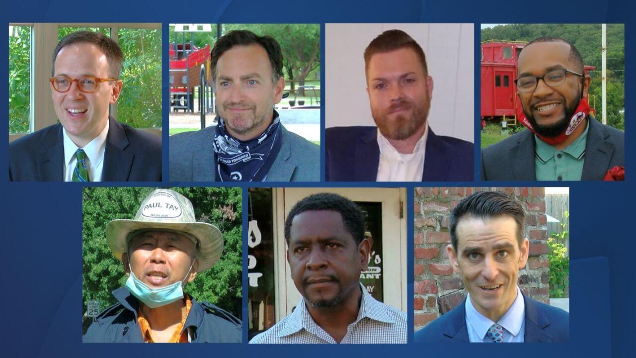 2020 Tulsa Mayor Candidates