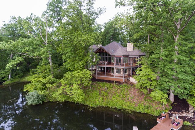HOME TOUR: $2M luxury cabin in Spencer is more than just a vacation home