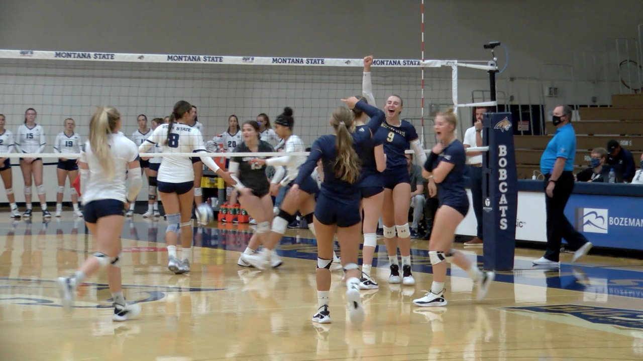 'Fearless' Montana State Bobcats volleyball team ready for conference play