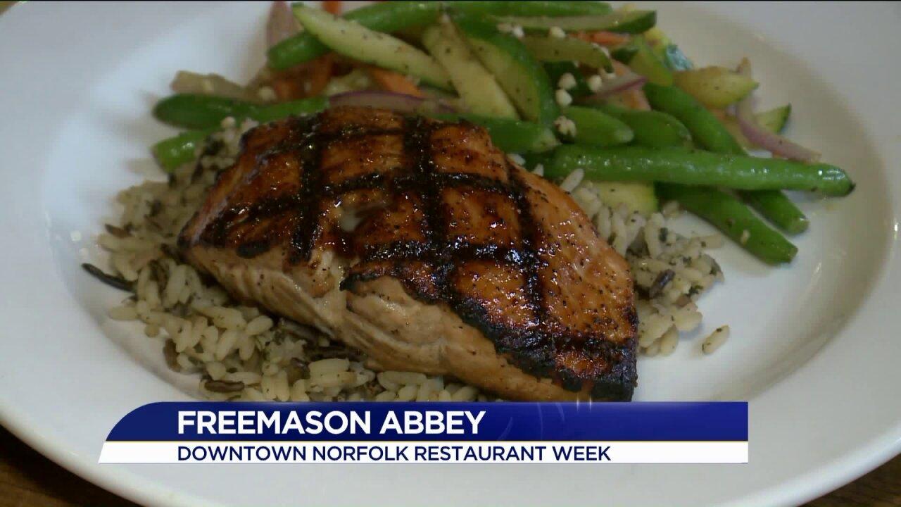 Downtown Norfolk Restaurant Week: FreemasonAbbey