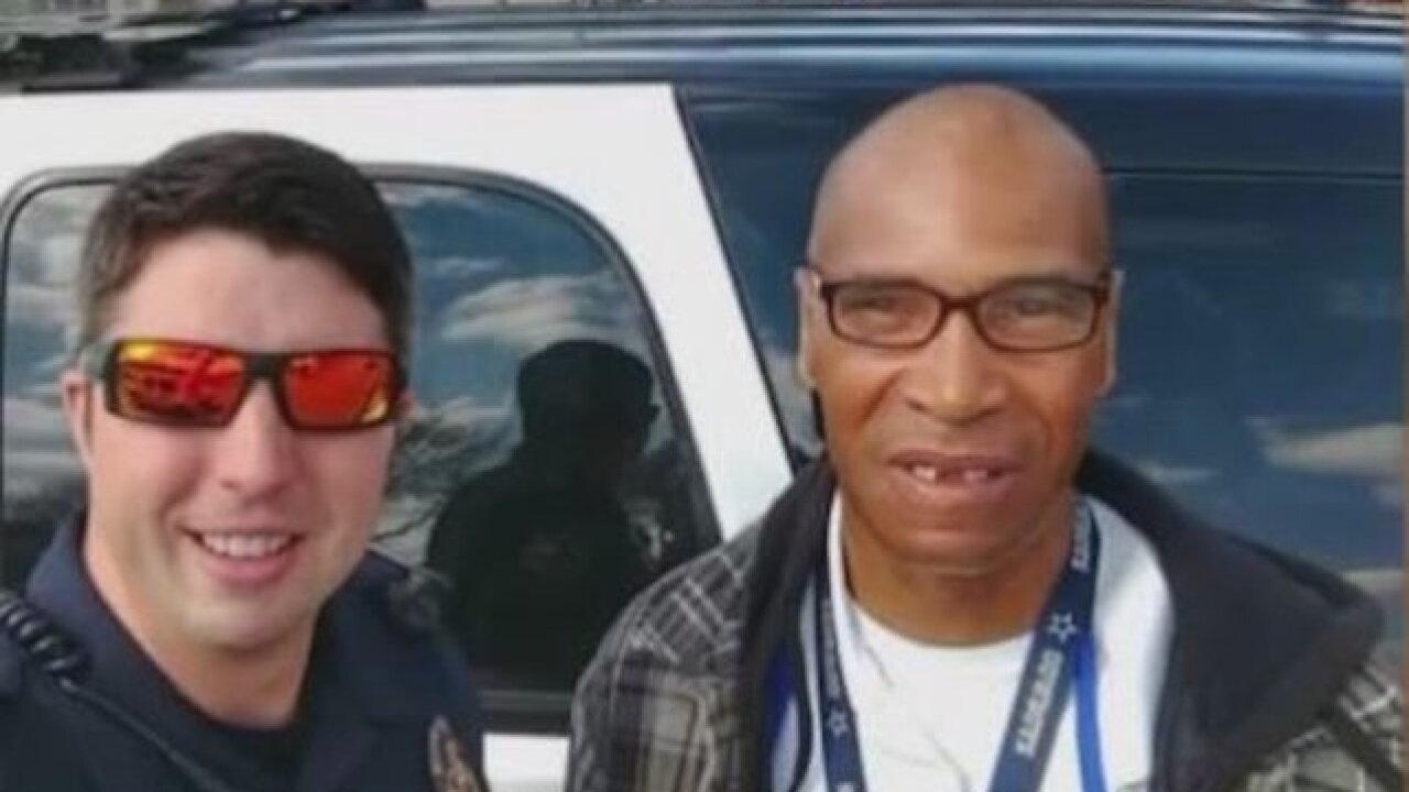 Car donated to Texas man who walks 15 miles to his job every day