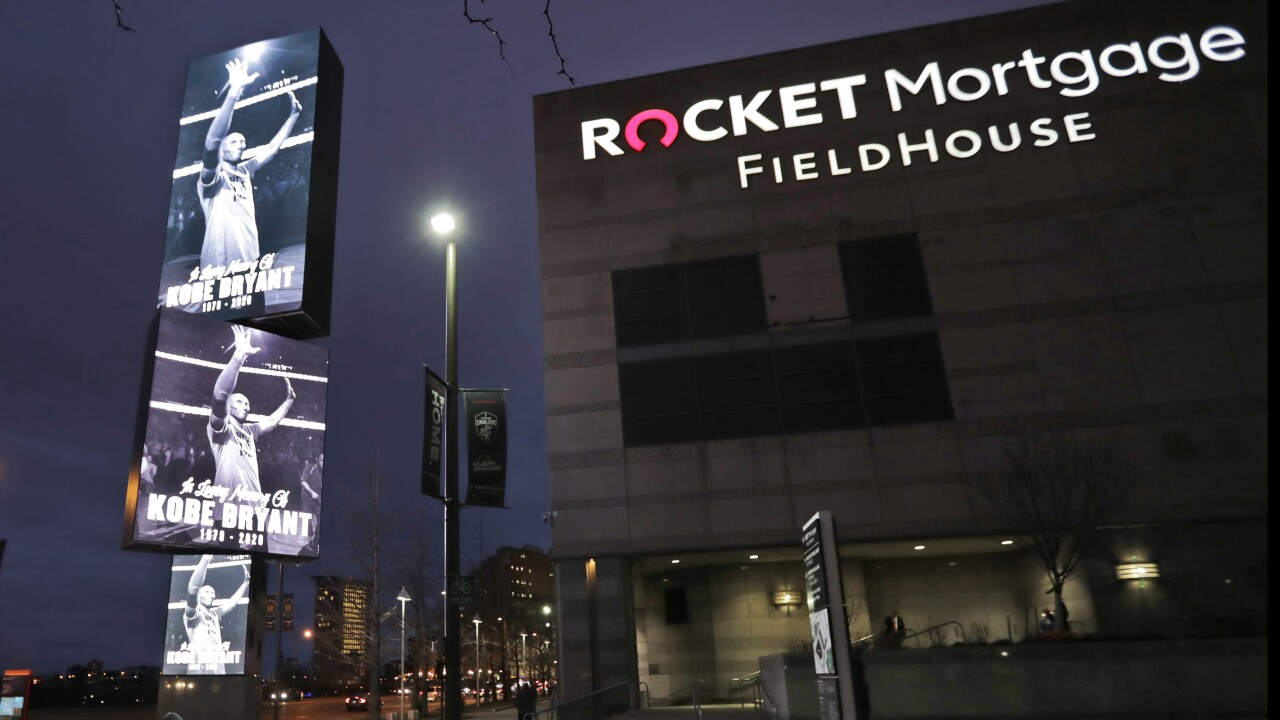 Rocket Mortgage FieldHouse Cleveland