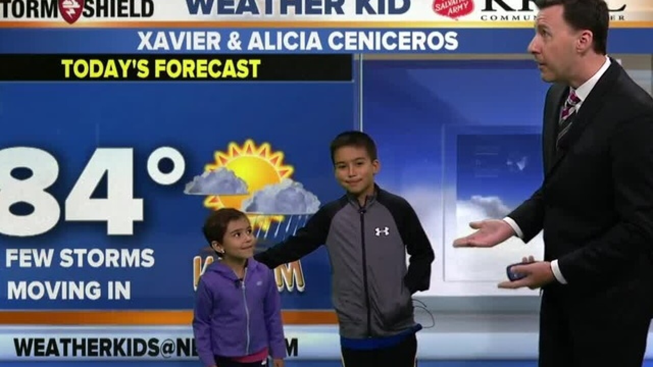Meet Stanley Hubers, our NBC26 Weather Kid!