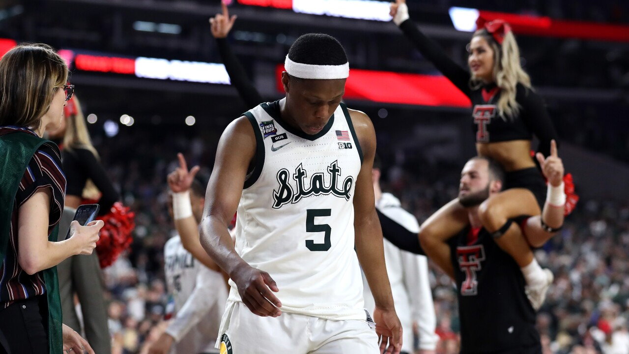 Analysis: Michigan State endures more Final Four heartbreak vs. Texas Tech