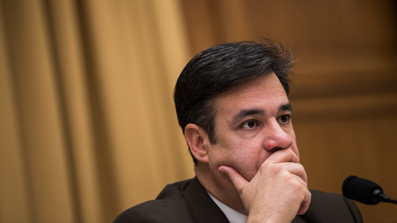 Idaho Congressman Raul Labrador among those in West Virginia train wreck