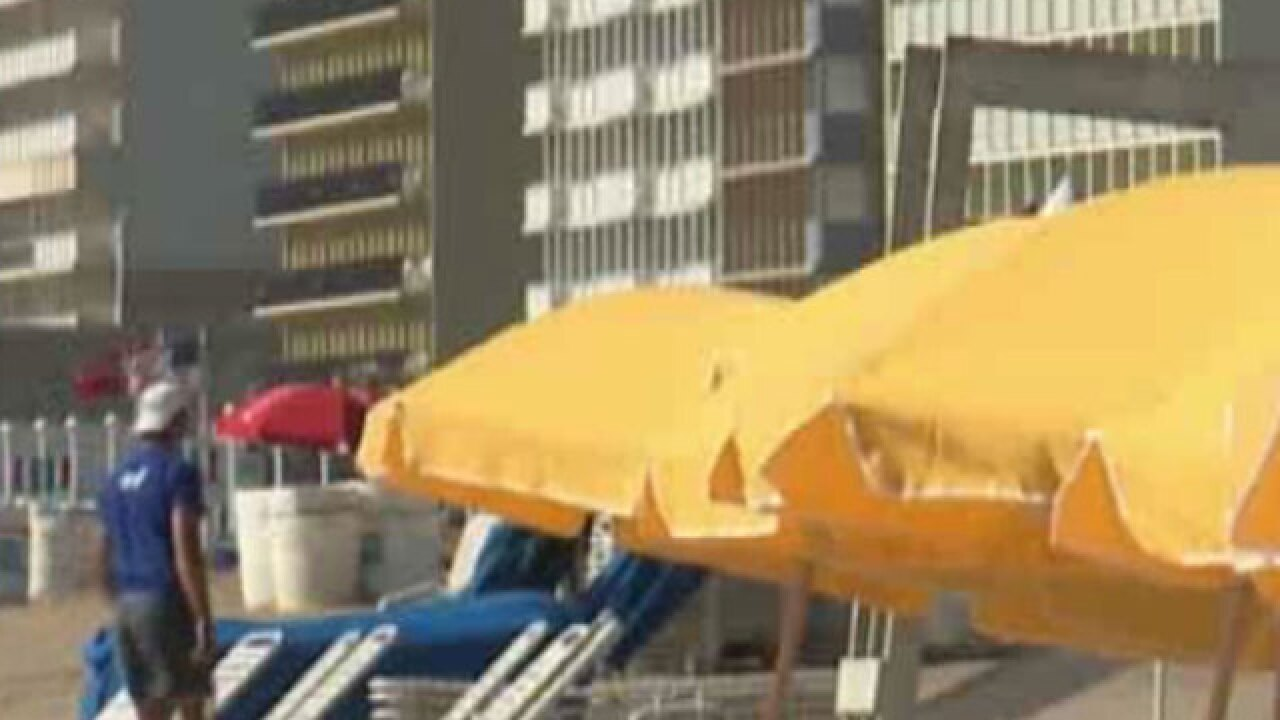 Tourist from England impaled by beach umbrella on New Jersey shore
