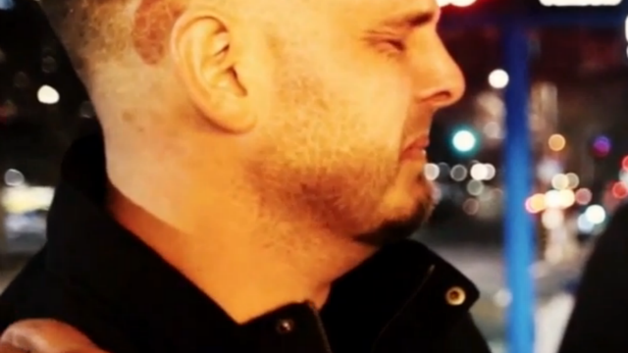 Marine veteran fights PTSD with rock songs