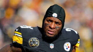 KNXV Le'Veon Bell Steelers