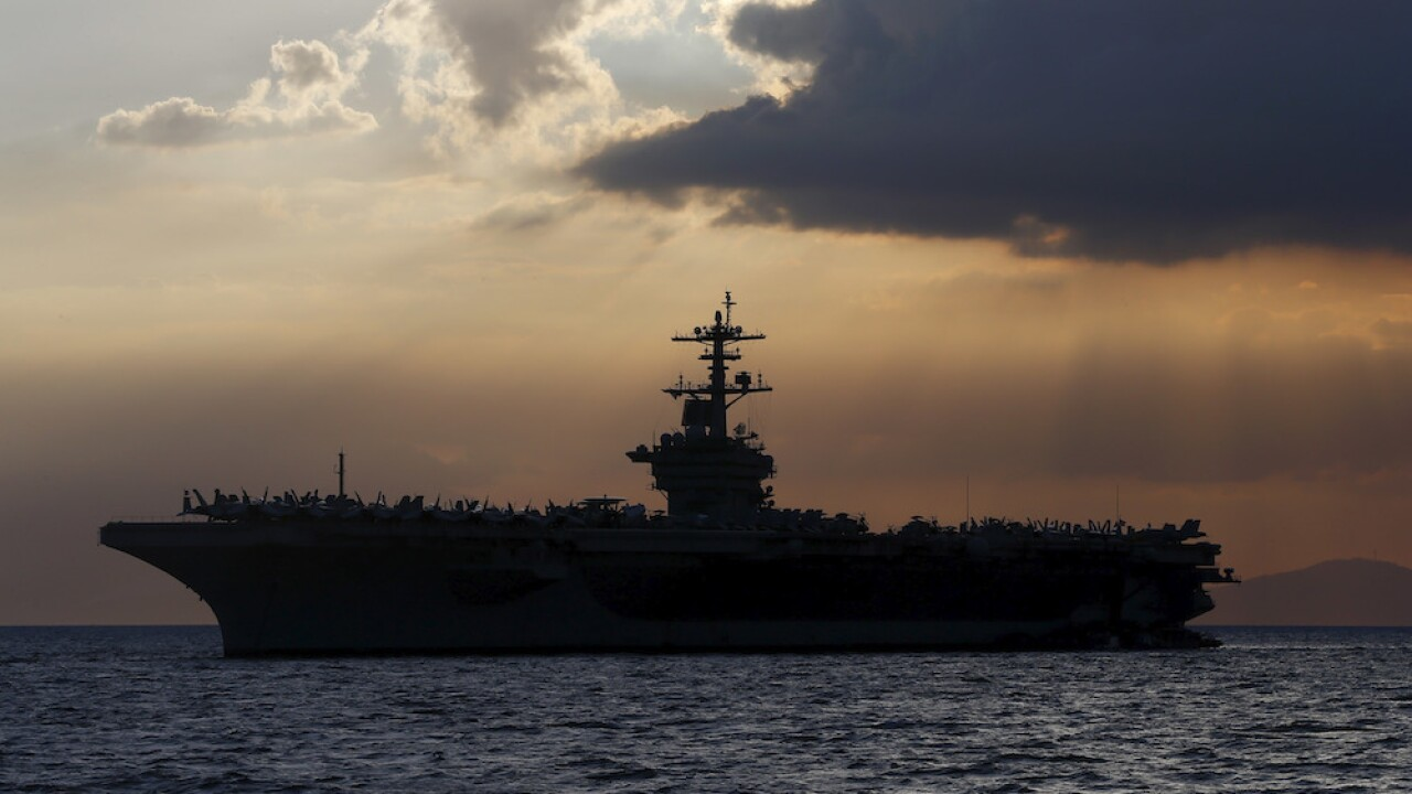 USS Theodore Roosevelt returns to service after being sidelined by the coronavirus