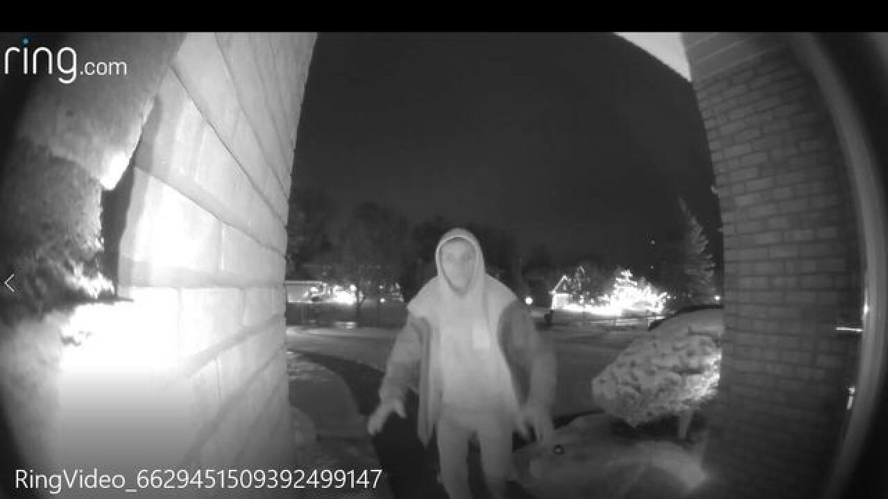 Strongsville latest city hit by package thieves