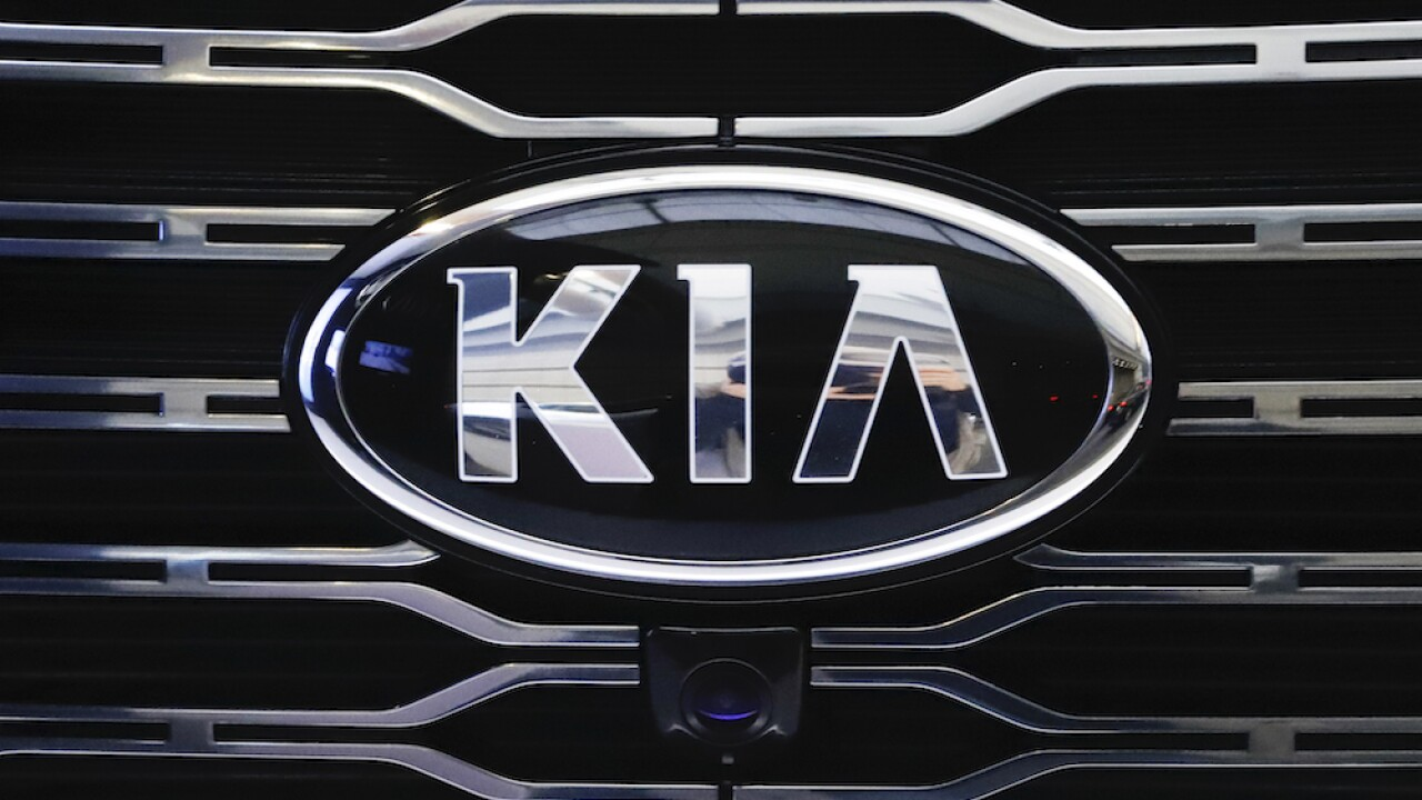 Kia recalling 295,000 vehicles over issue that could cause engine fire
