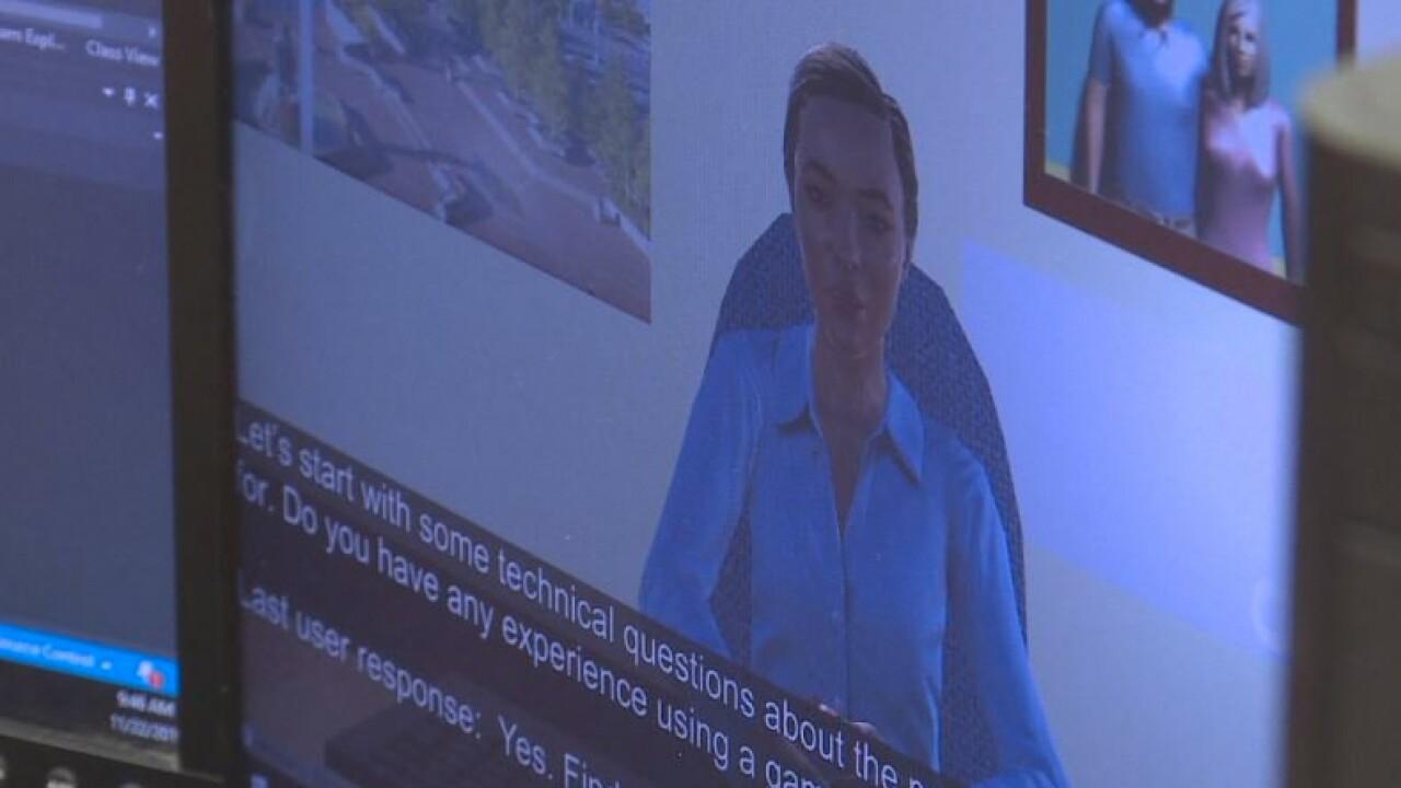 Vanderbilt researchers develop virtual job interview platform to help people with autism