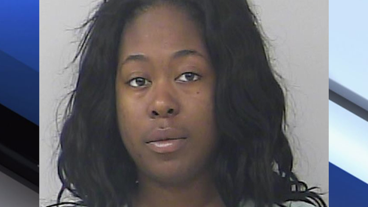 Florida woman claims wind blew cocaine into her purse