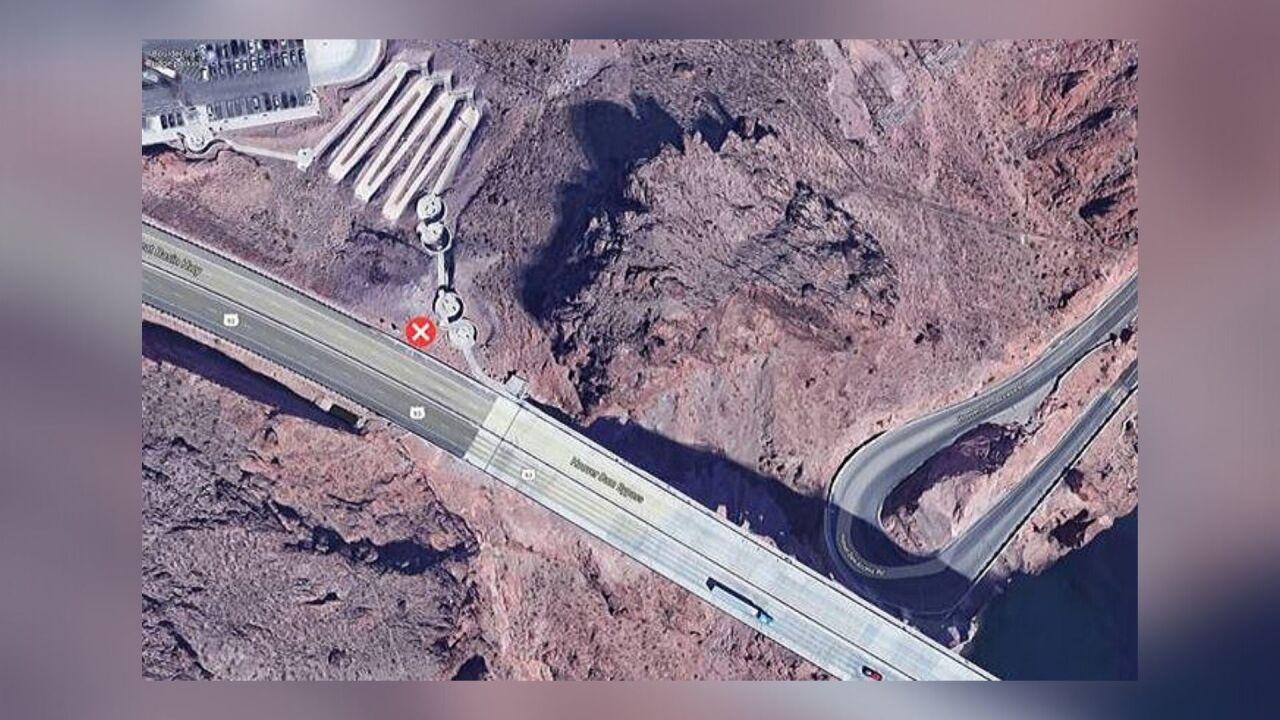 Welcome to Nevada Arizona sign location.jpg