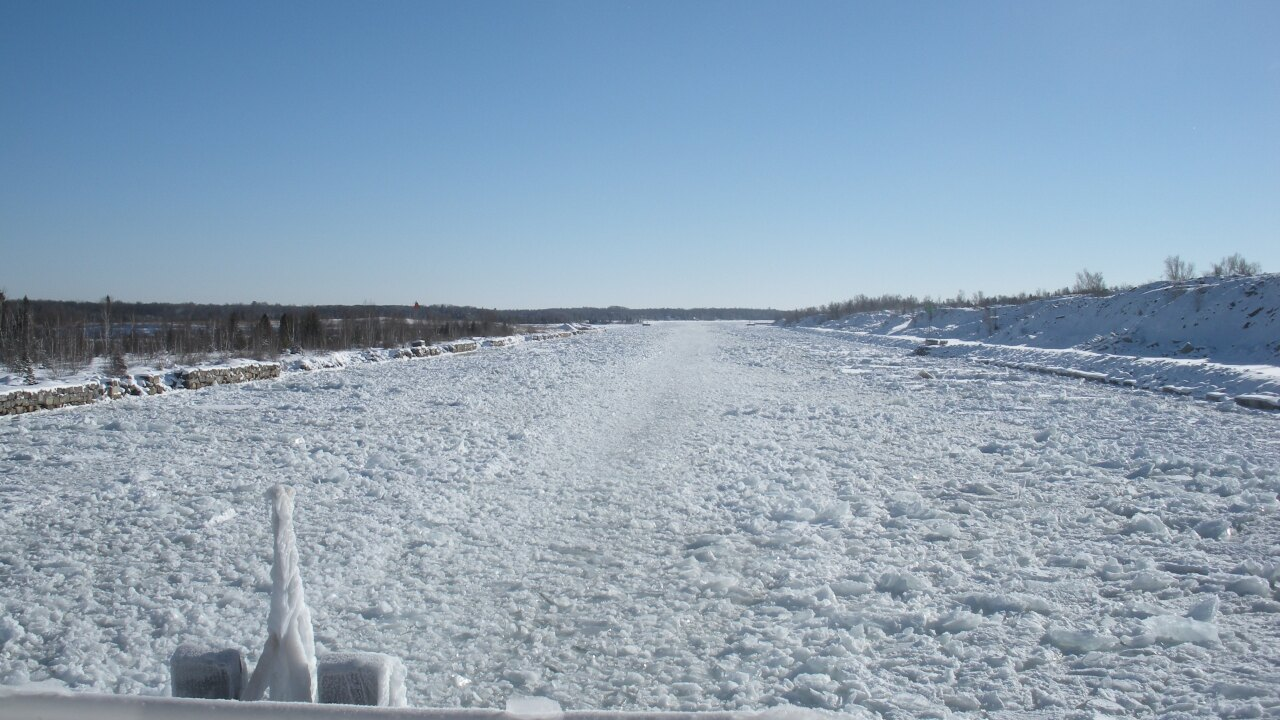 Photos: U.S. Coast Guard Ships Break Ice in GreatLakes