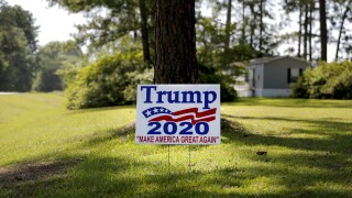 12-year-old boy with Trump sign assaulted by woman in Colorado, police say