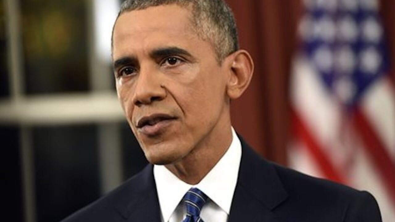 Obama: Military hitting ISIL harder than ever