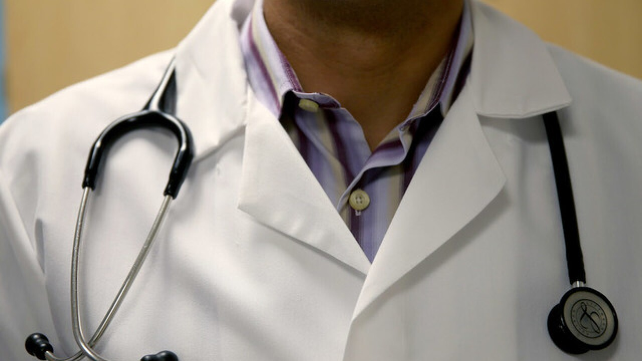 Bakersfield doctor disciplined for misconduct