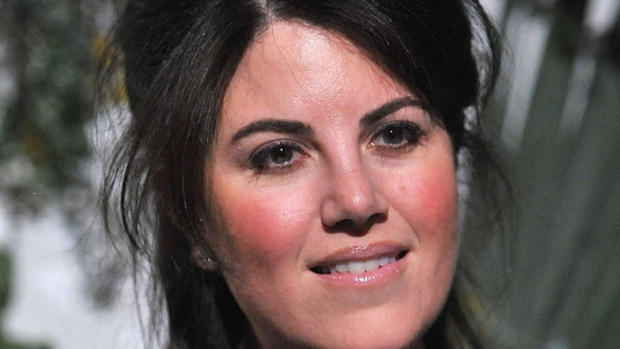 Magazine apologizes after Lewinsky says she was disinvited to event Bill Clinton attended
