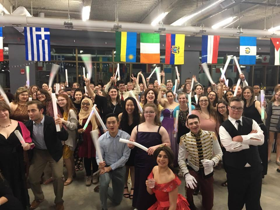 Fantastic Friends has fundraisers annually, like their prom