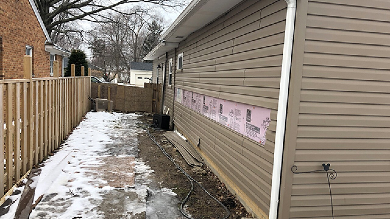 Home remodel gone wrong leads to lawsuit