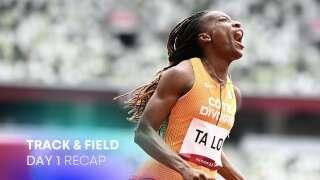 Track & Field Day 1: Barega stuns, U.S. trio moves on, Ta Lou PRs