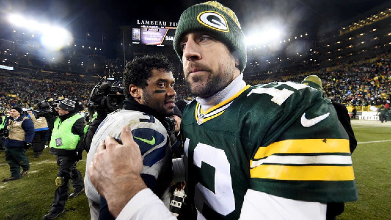 Green Bay Packers favored in 12 games this season, according to odds makers