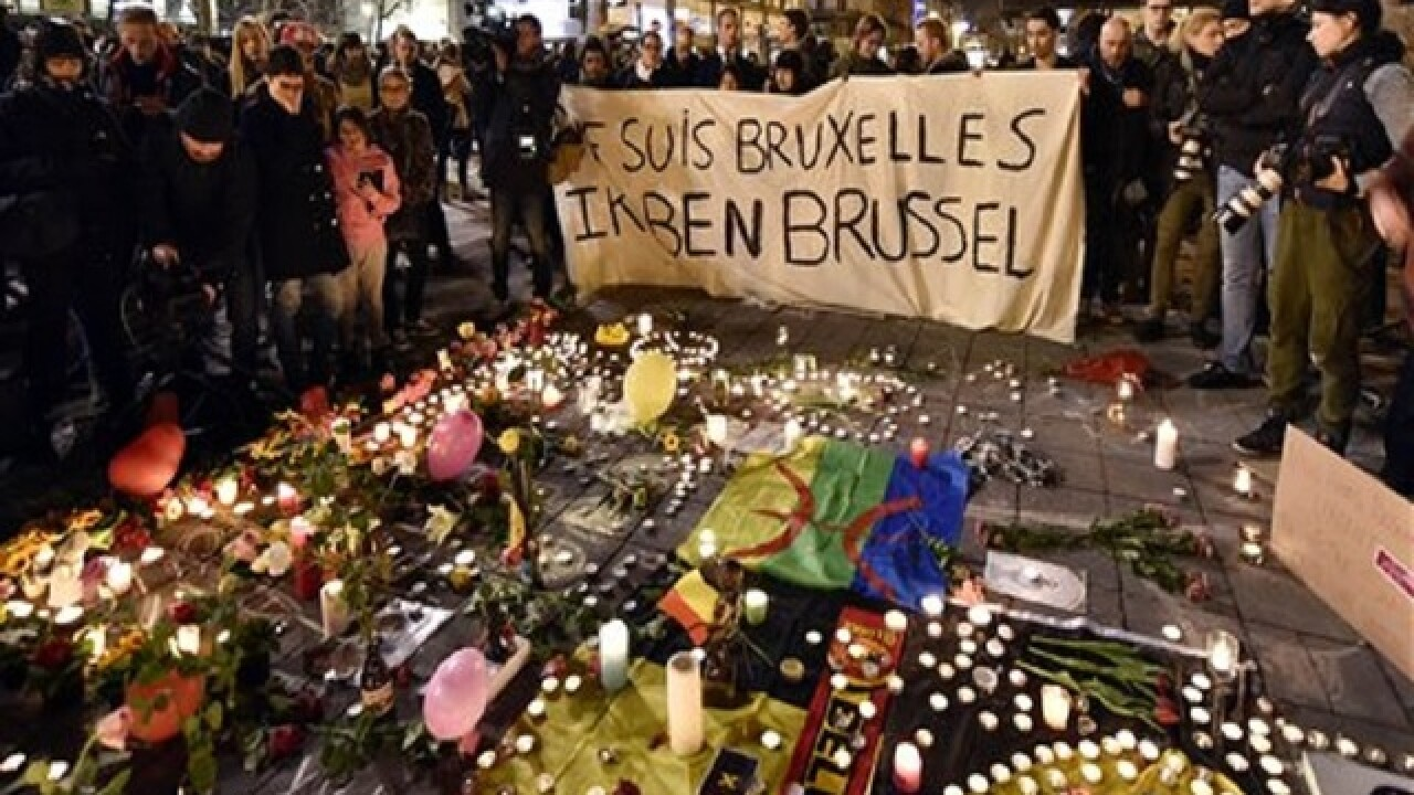 No American deaths apparent in Brussels attacks