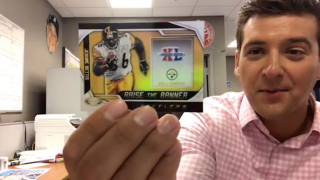 Video box break: Opening 2019 Panini Certified football cards