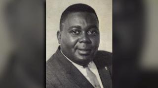 Reverend George Walker Smith