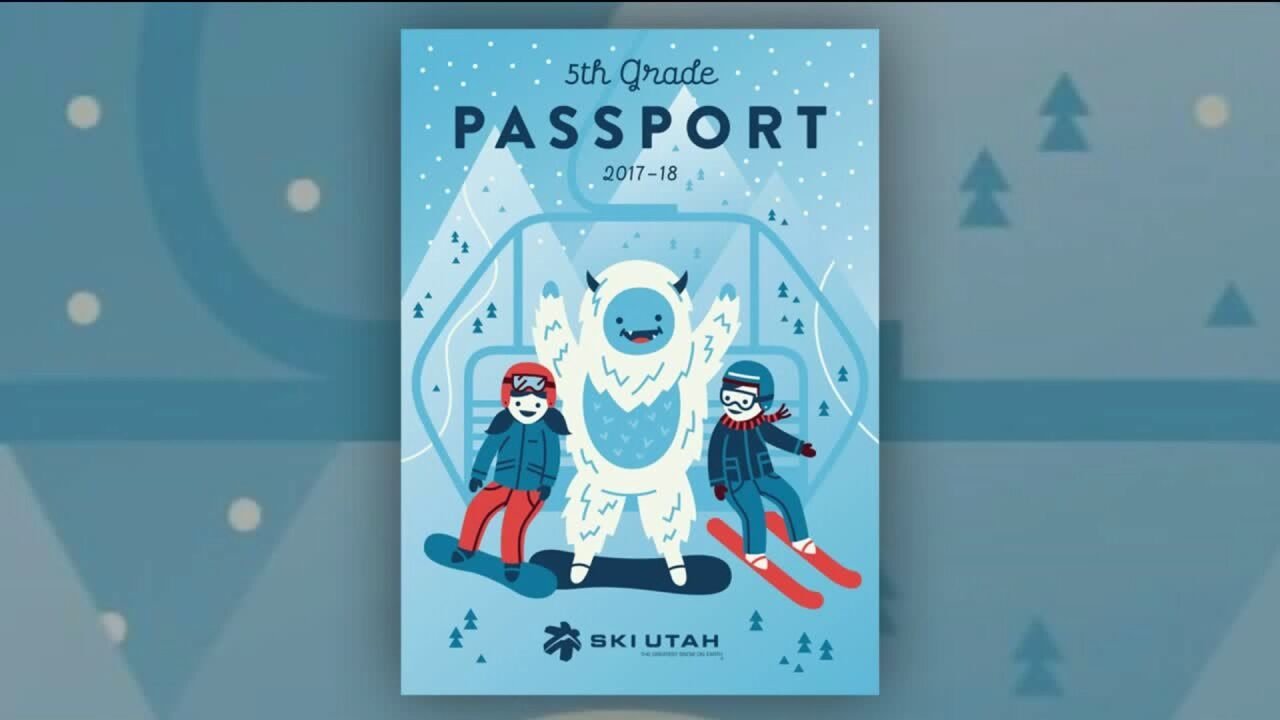 Fifth and sixth graders have free access to 13 Utah ski resorts