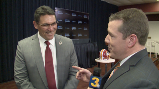 Wink's One-on-Ron interview with new Redskins head coach RonRivera