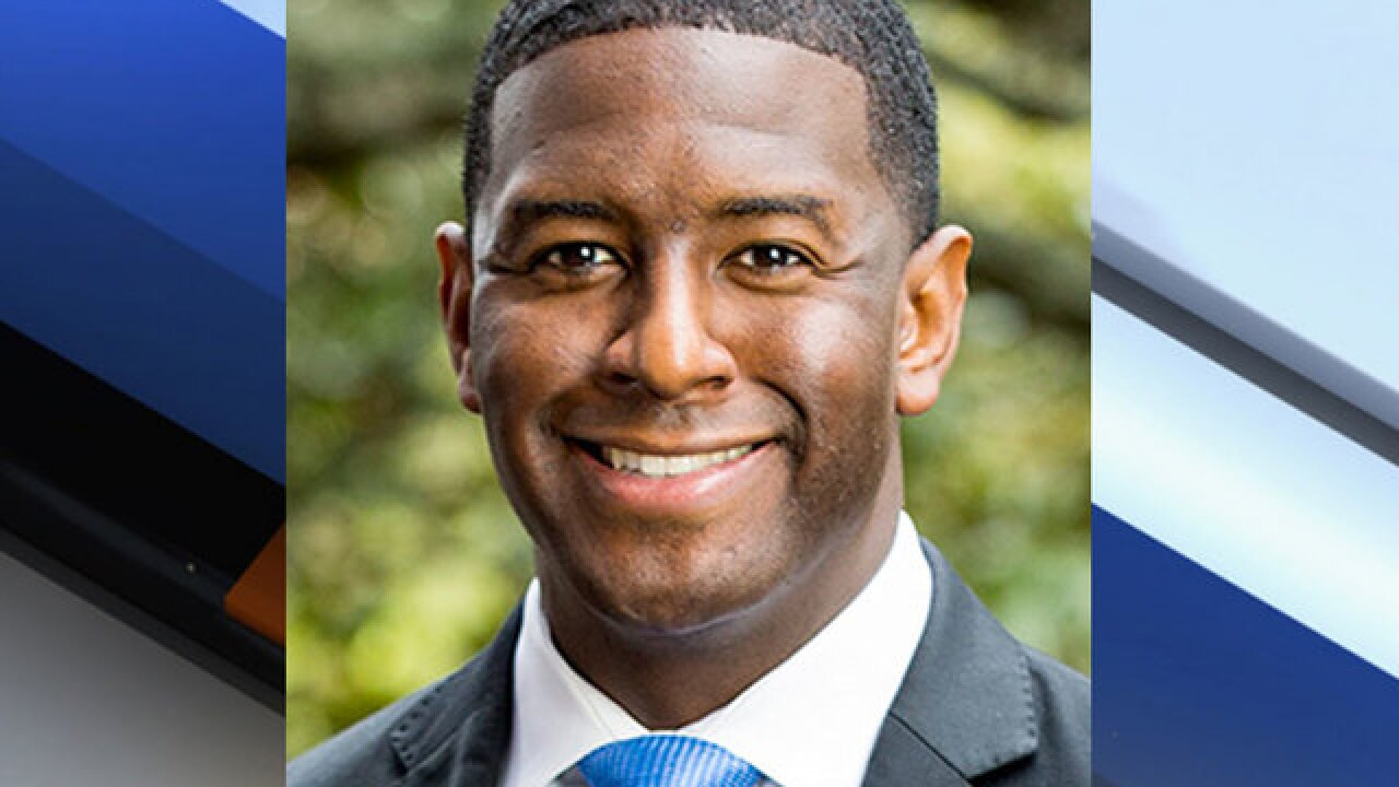 Florida's ethics probe into Democratic nominee for governor Andrew Gillum to linger past election