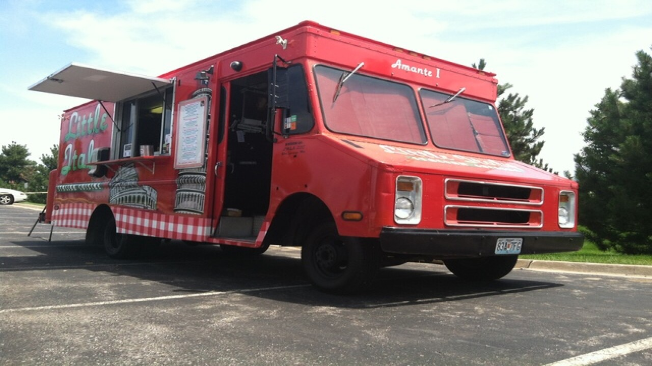 Baltimore City to get 10 new food truck zones