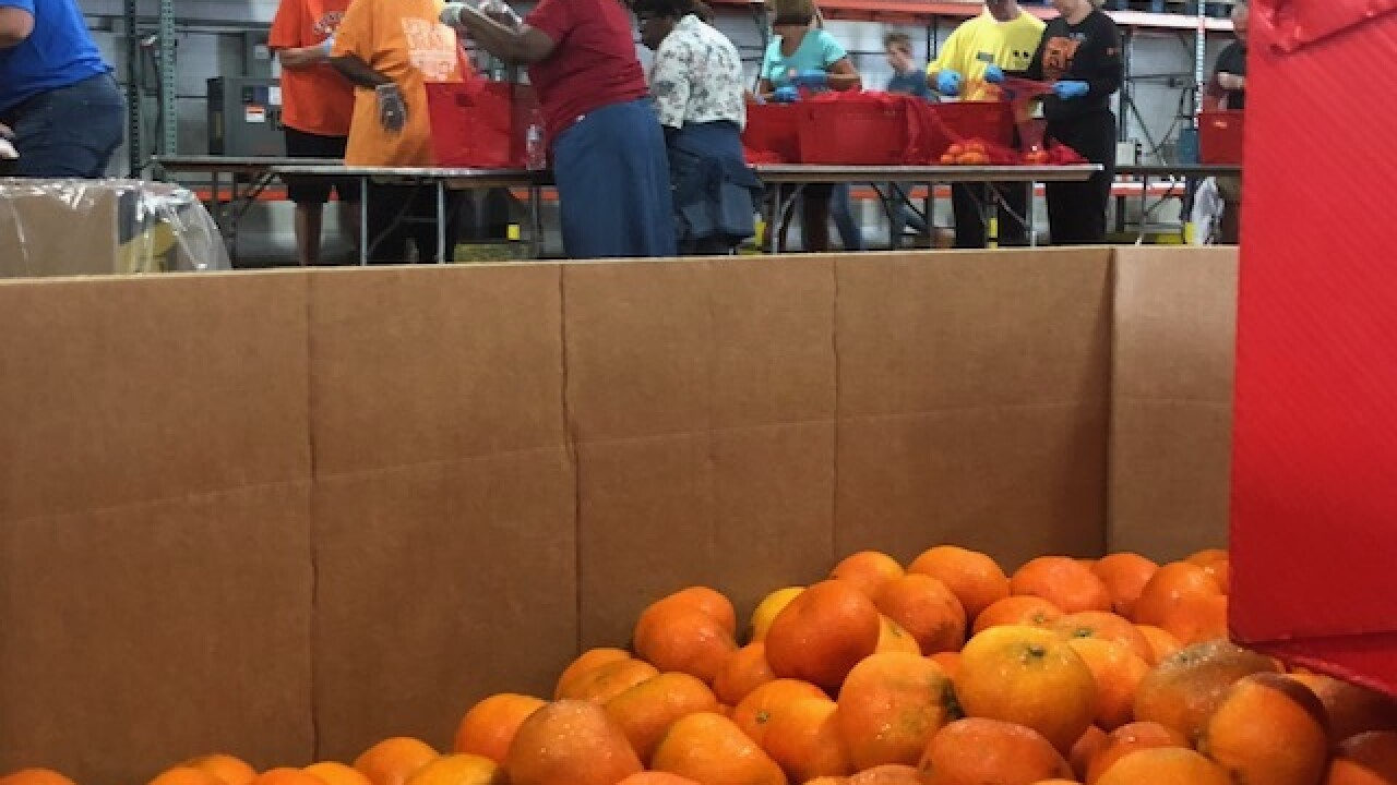 How Akron is fighting hunger in a big way