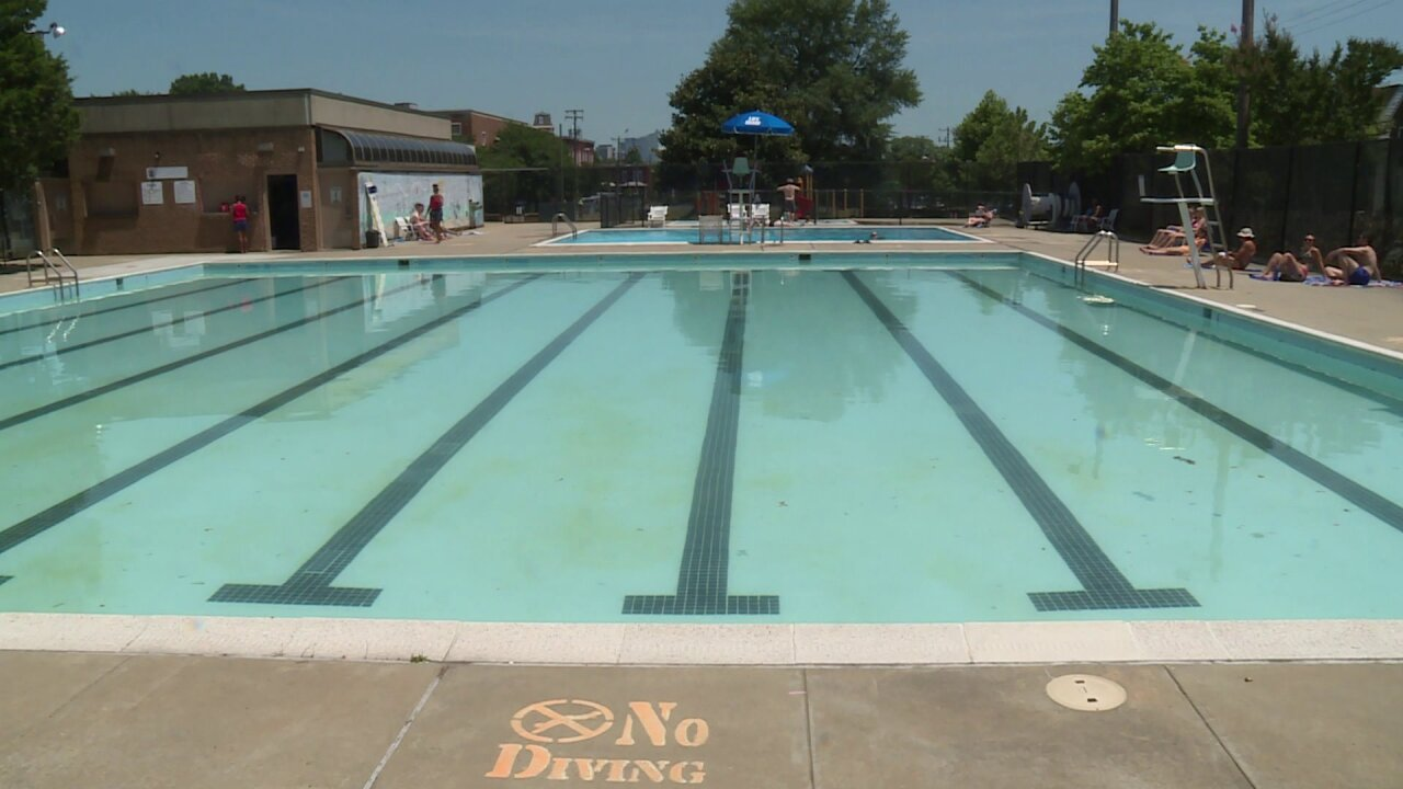 Richmond neighbors want to know when the community pool will reopen
