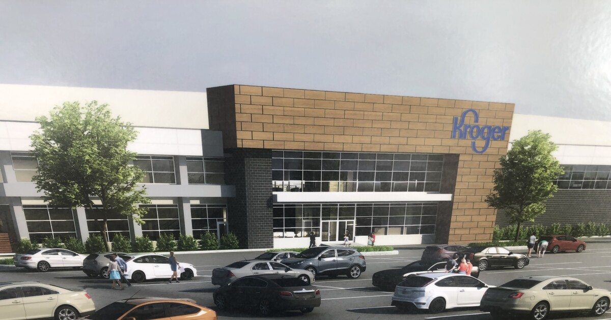 First-of-its-kind Kroger facility to bring more than 400