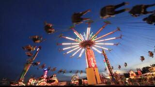 Western Montana Fair Ride