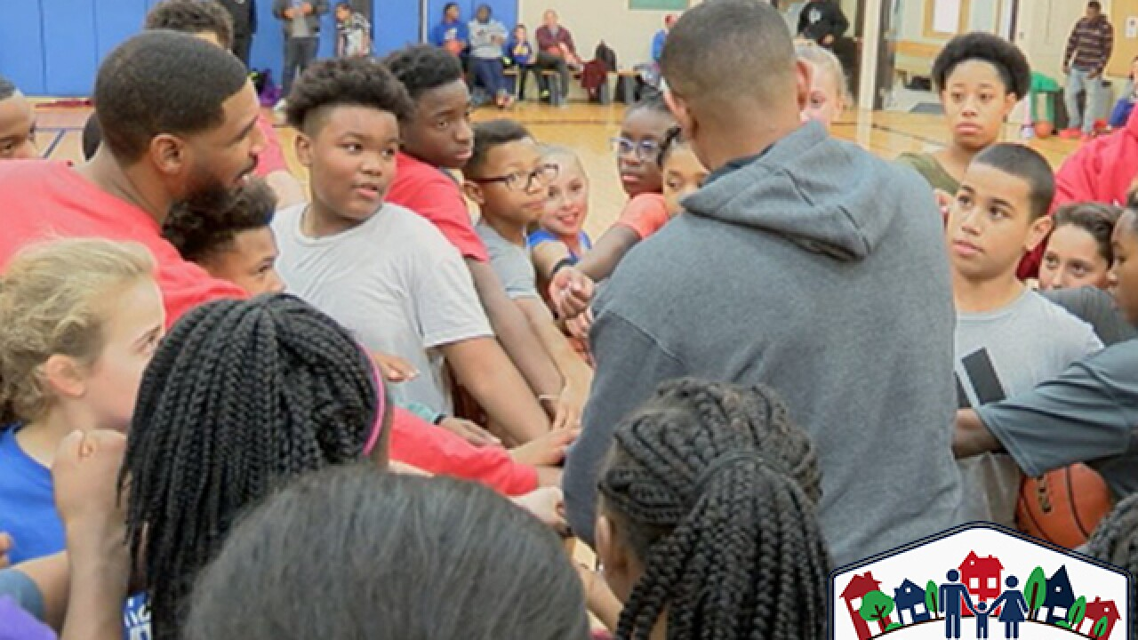KCK native and former NBA star helping hometown