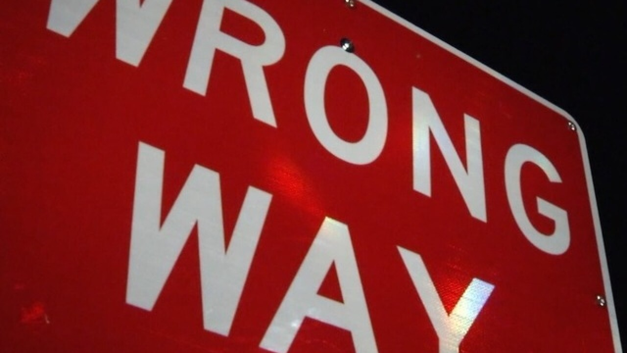 Wrong-way crashes in Phoenix: Detection system catches incidents