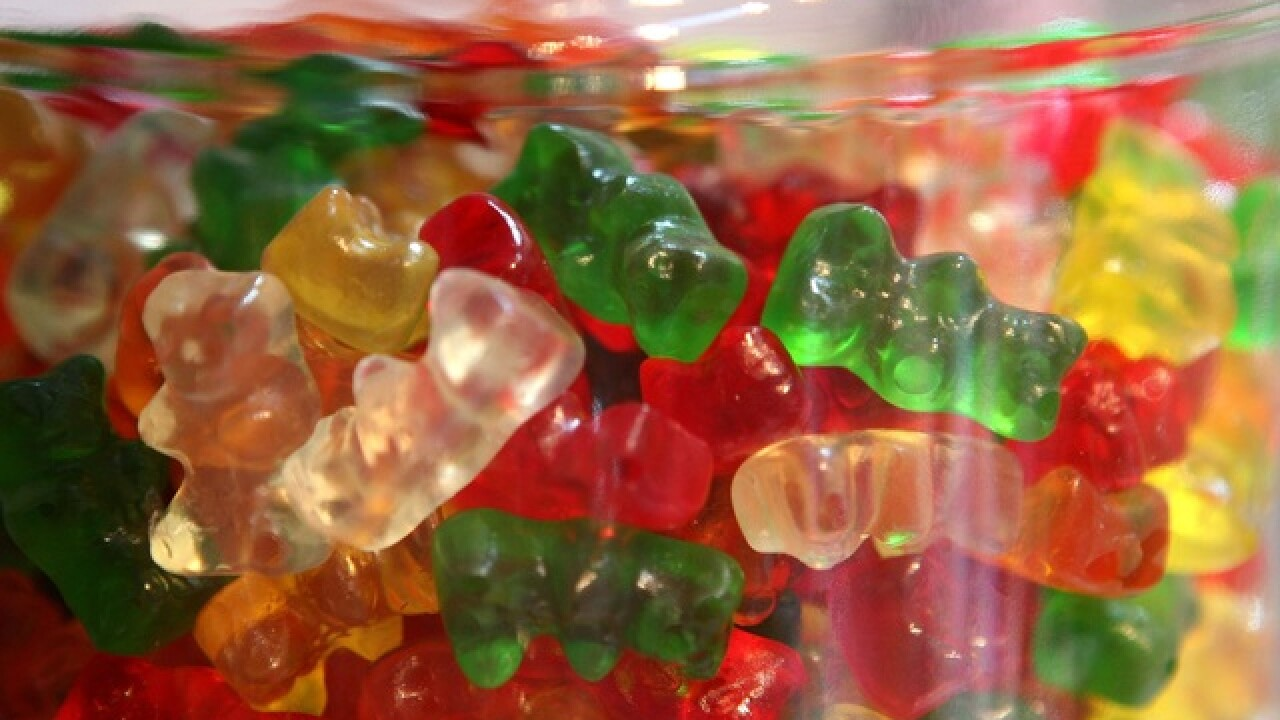Driver arrested for OWI in Waukesha County, THC gummies found in car
