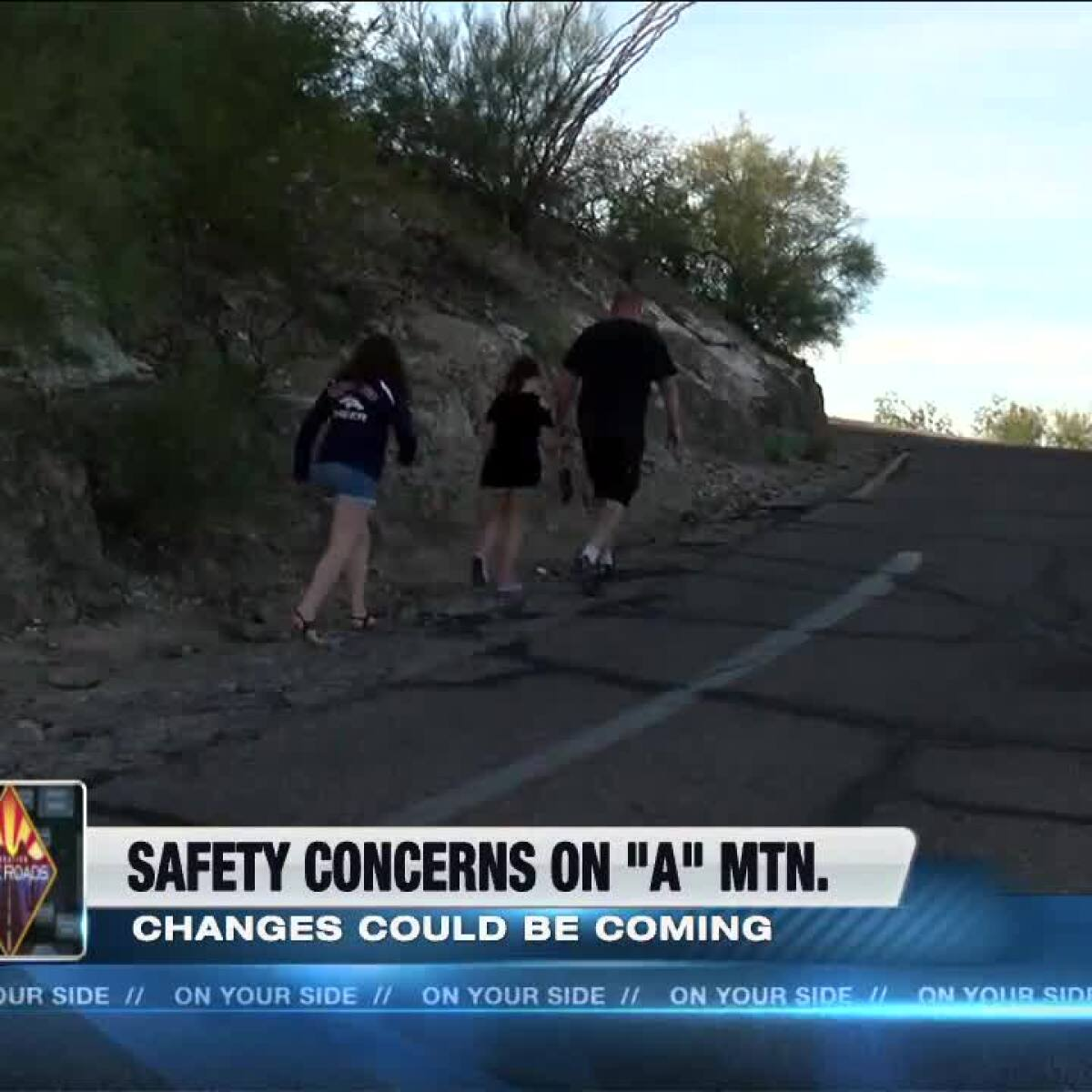 city of tucson asking for public s input on proposed a mountain
