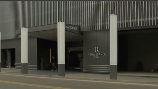 Renaissance Hotel in downtown Phoenix
