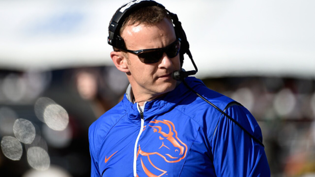 Boise State wanting to raise 7 coaches salaries