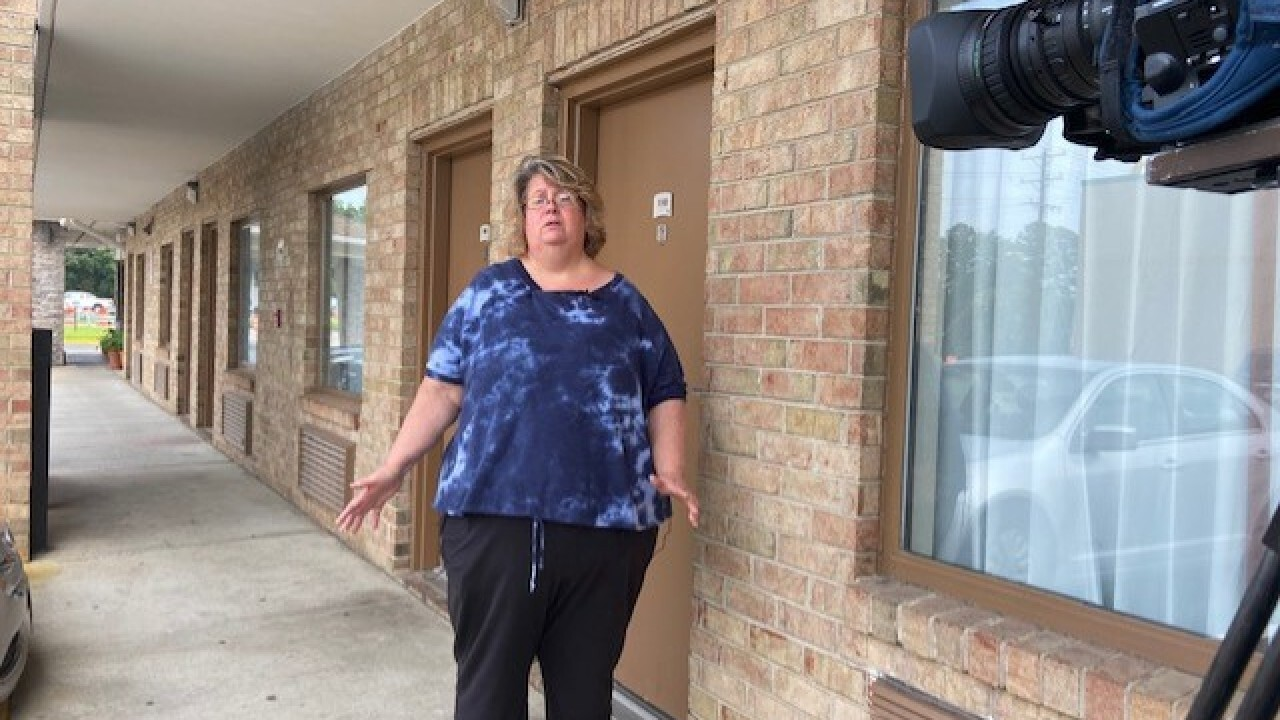 Suffolk Tower Apartments residents still  displaced.jpg