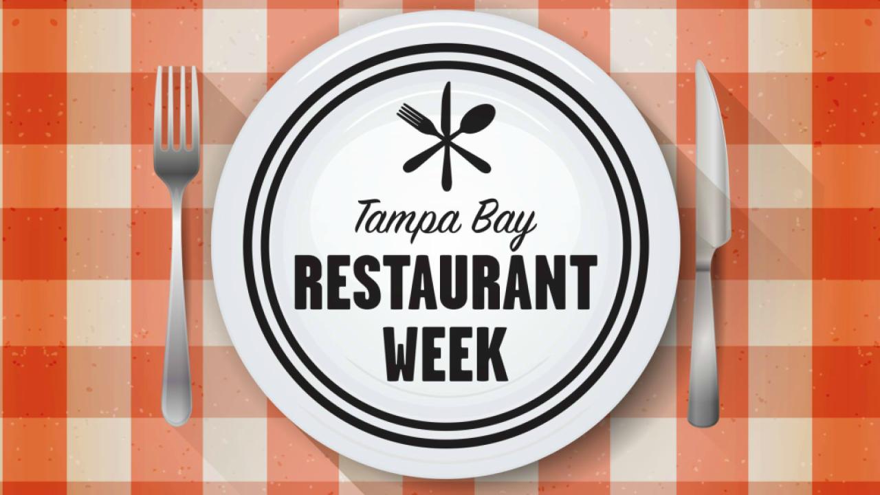 Tampa Bay Restaurant Week