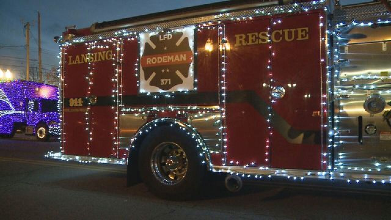 Silver Bells kicks off the holidays in Lansing